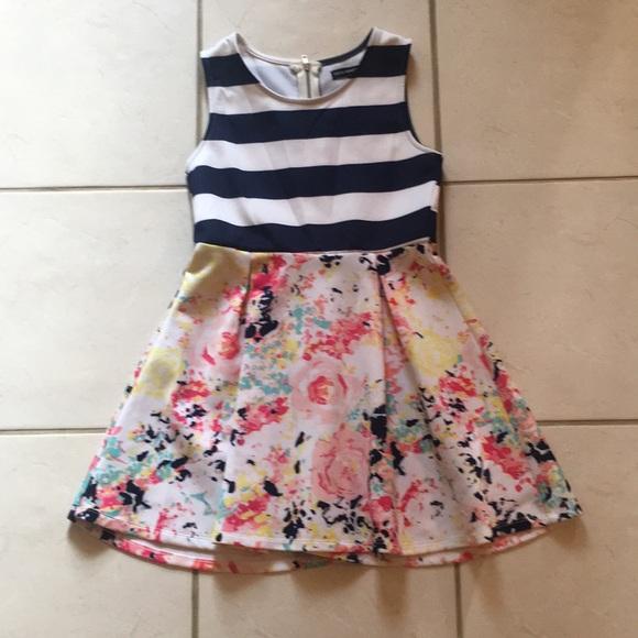 cf29faec6822b Sequin hearts girls dress